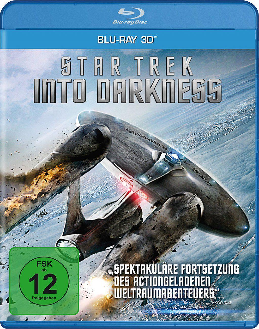 Star Trek - Into Darkness 3D (BLURAY 3D)