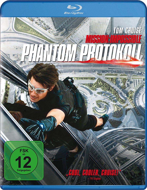 Mission: Impossible - Phantom Protokoll (BLURAY)
