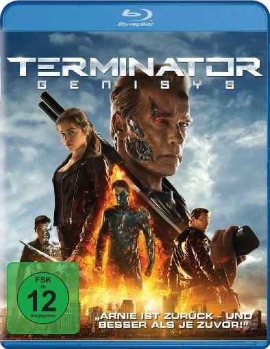 Terminator: Genisys (BLURAY)