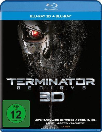 Terminator: Genisys 3D (2 Discs) (BLURAY 3D + BLURAY)