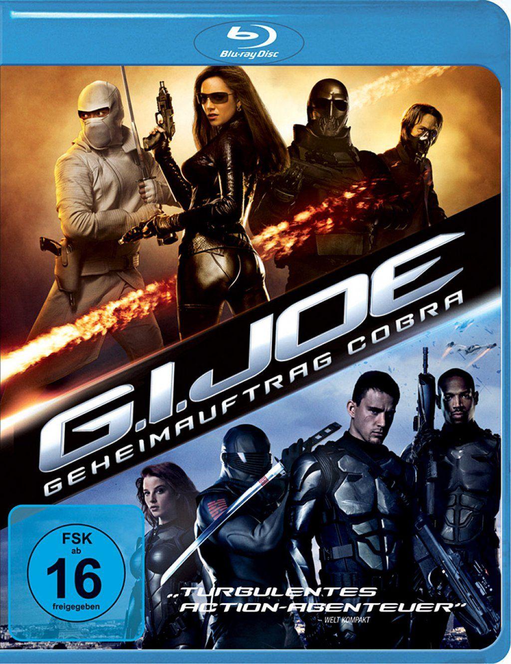 G.I. Joe - Geheimauftrag Cobra (BLURAY)