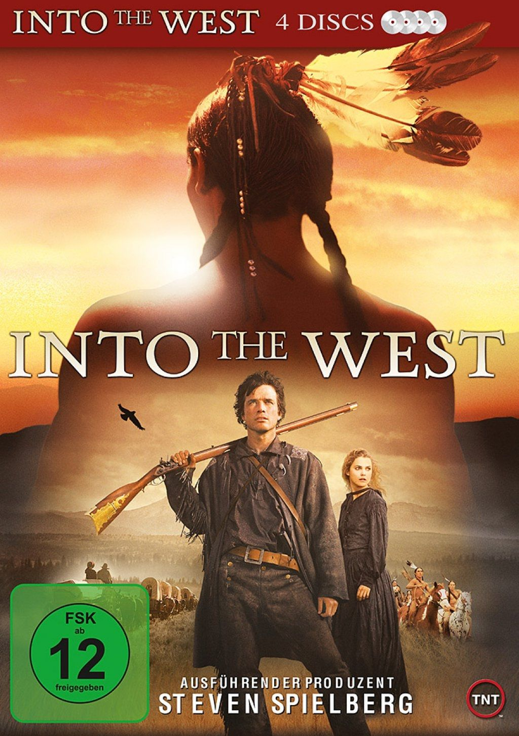 Into the West (4 Discs)