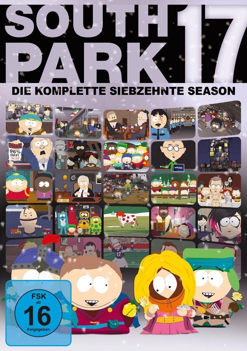 South Park: Season 17 (Neuauflage) (2 Discs)
