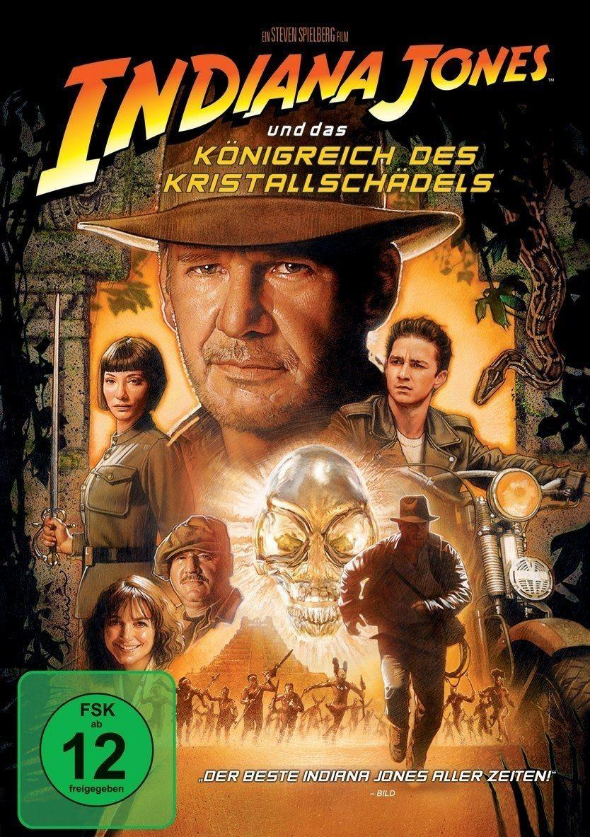 Indiana Jones 4: Und das Königreich des Kristallschädels