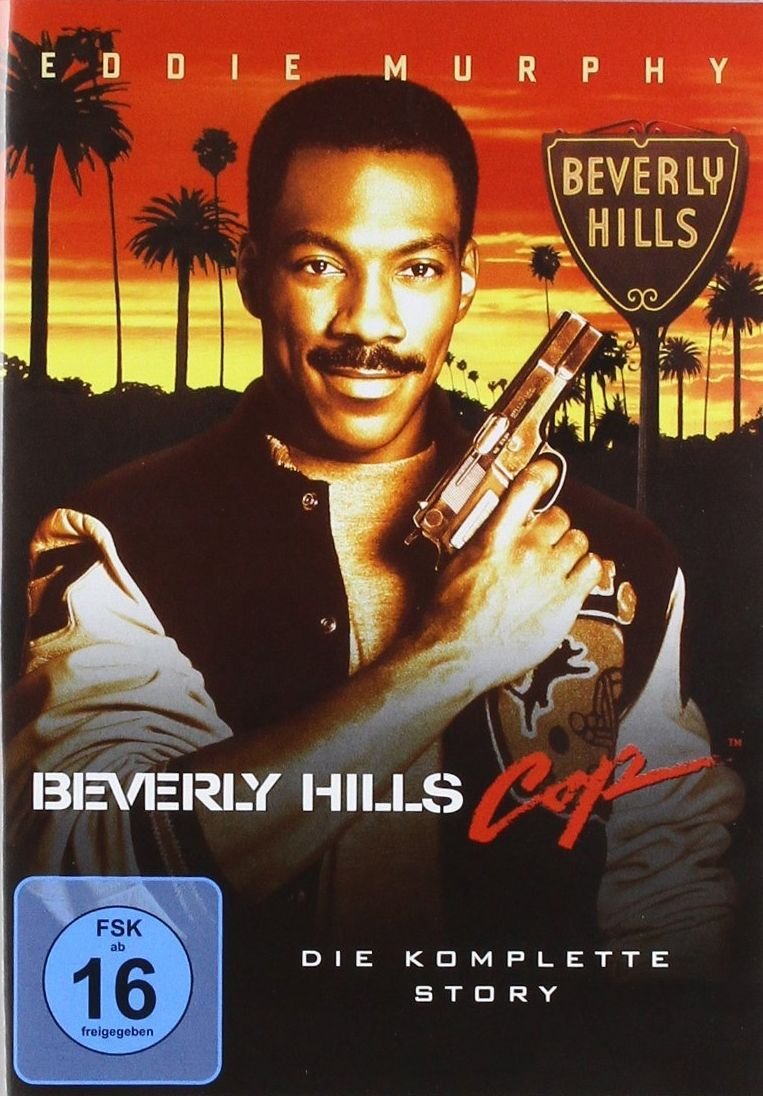 Beverly Hills Cop 1 - 3 Collection (3 Discs)