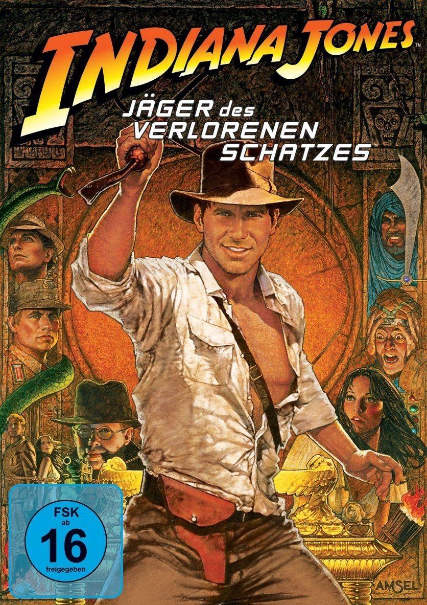 Indiana Jones 1: Jäger des verlorenen Schatzes