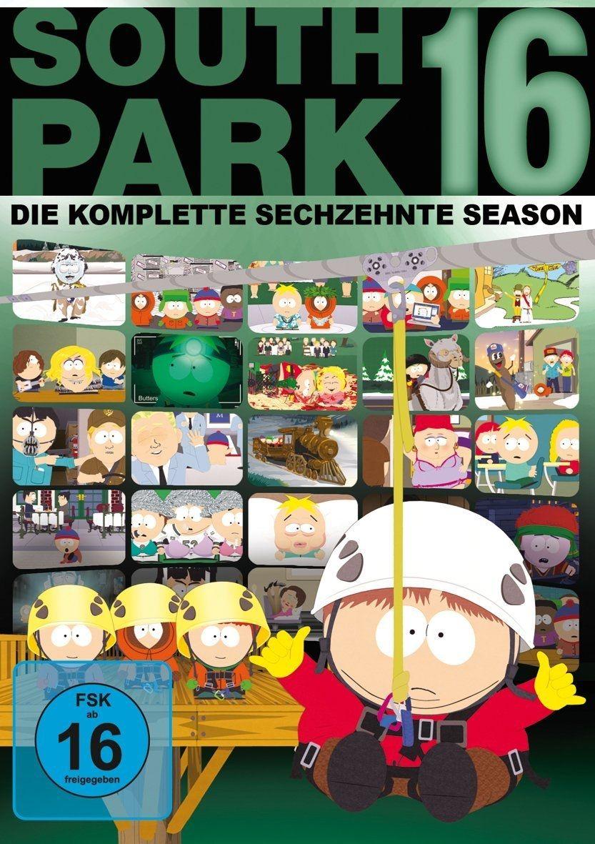 South Park: Season 16 (Neuauflage) (3 Discs)