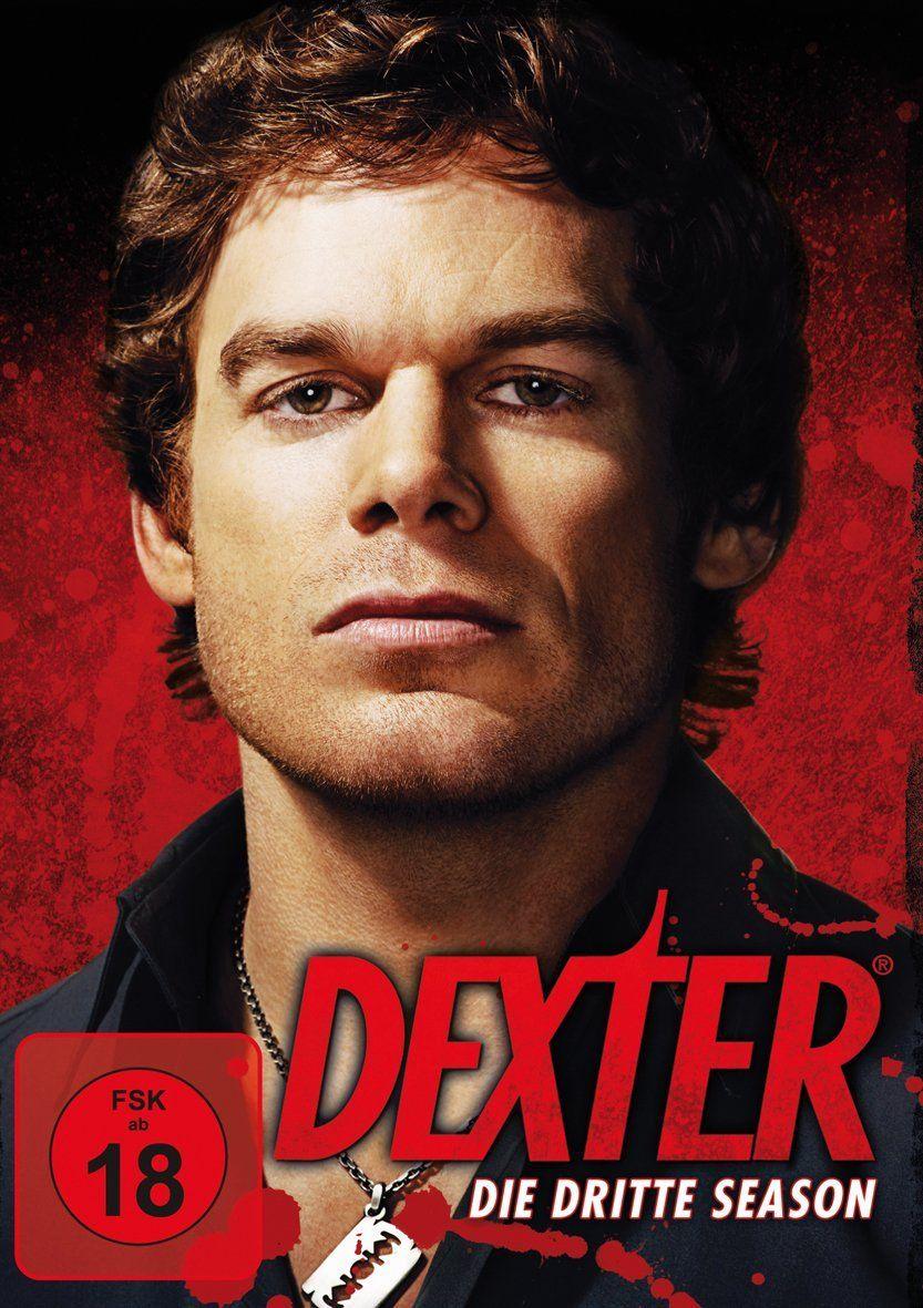 Dexter (Die dritte Season) (Neuauflage) (4 Discs)