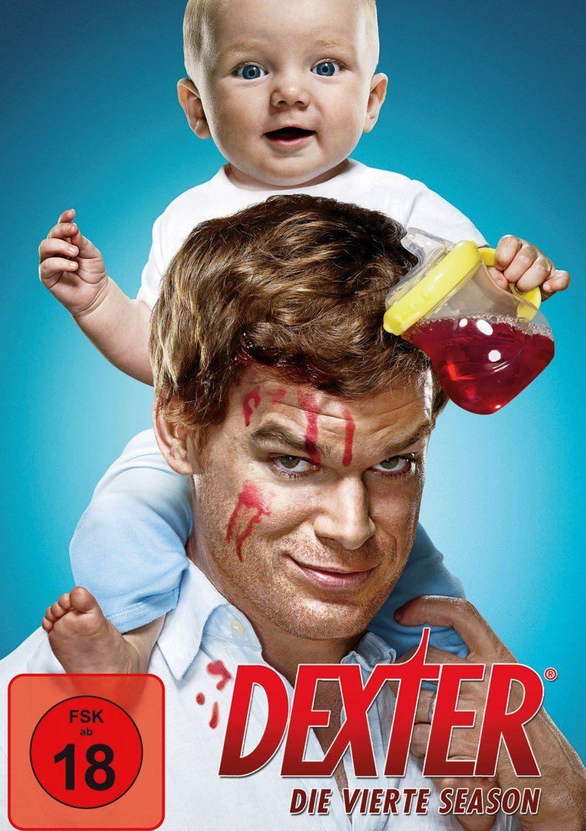 Dexter (Die vierte Season) (Neuauflage) (4 Discs)
