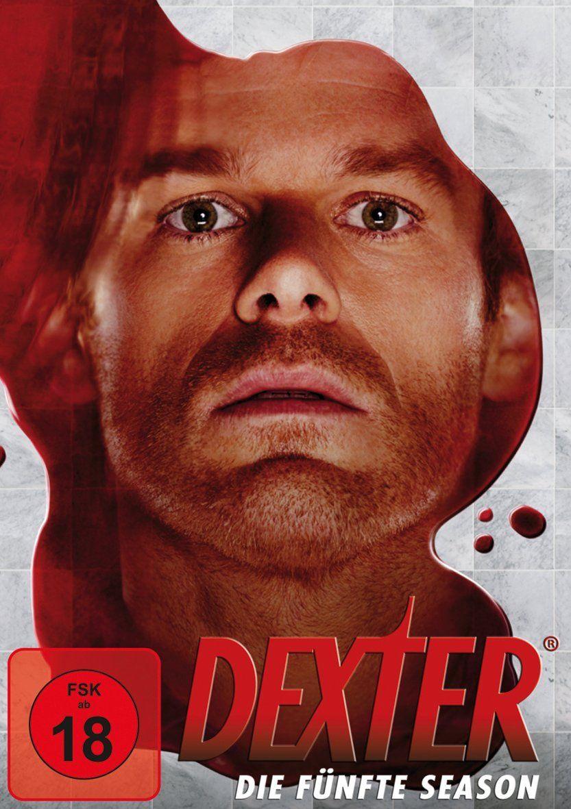 Dexter (Die fünfte Season) (Neuauflage) (4 Discs)