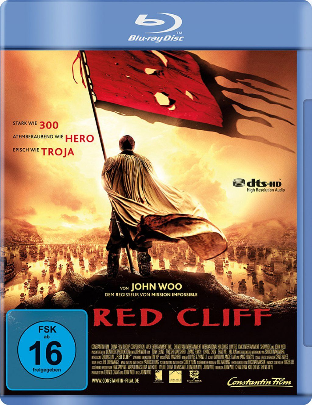 Red Cliff (BLURAY)