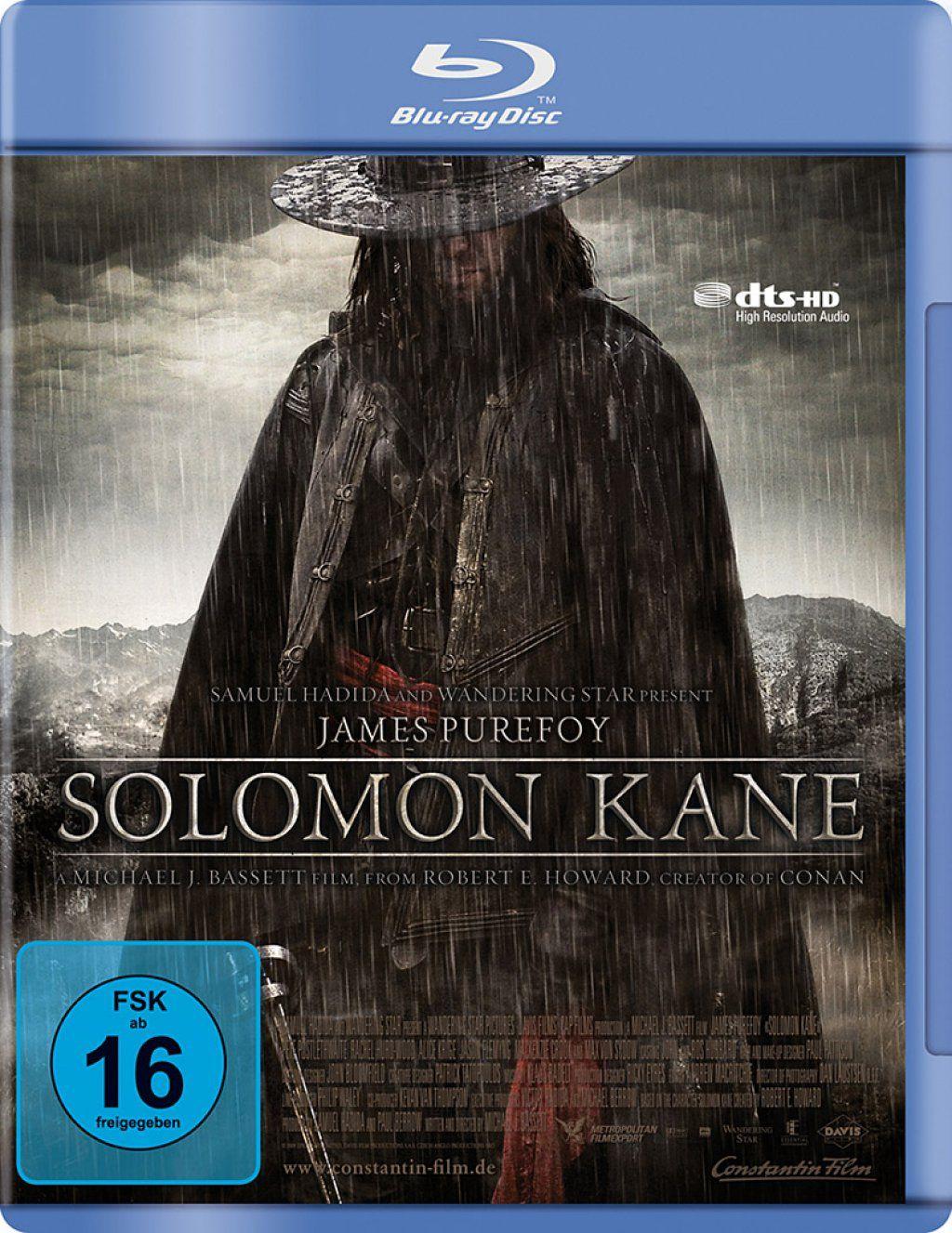 Solomon Kane (BLURAY)