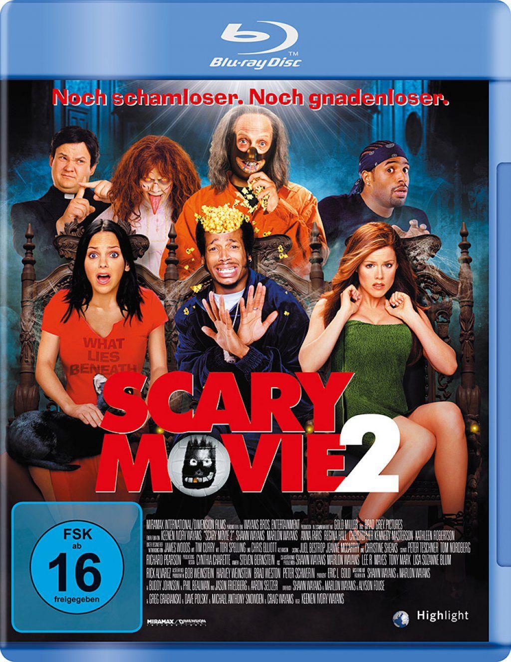 Scary Movie 2 (BLURAY)