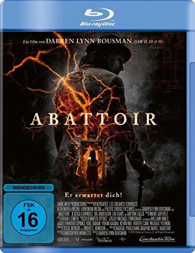 Abattoir - Er erwartet dich! (BLURAY)