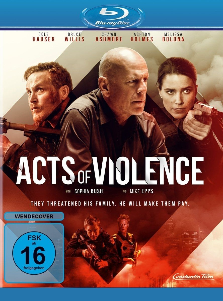 Acts of Violence (BLURAY)