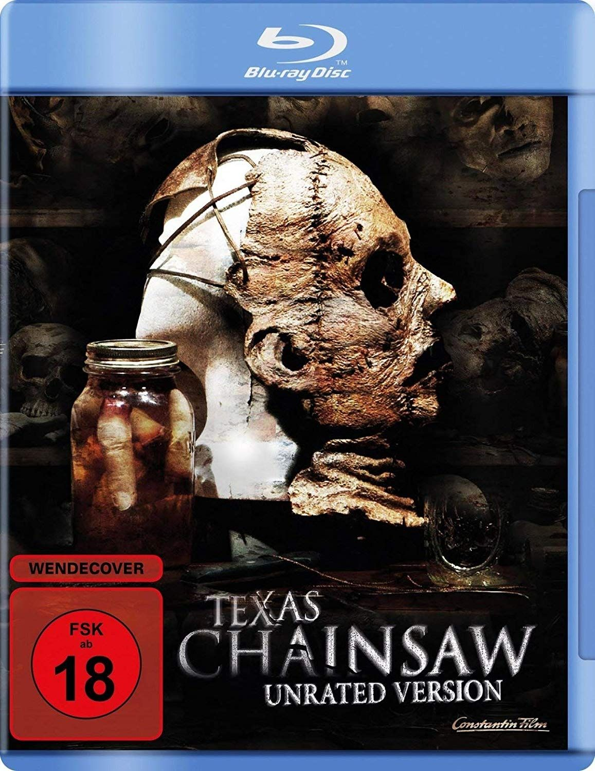 Texas Chainsaw 2D (Unrated) (BLURAY)