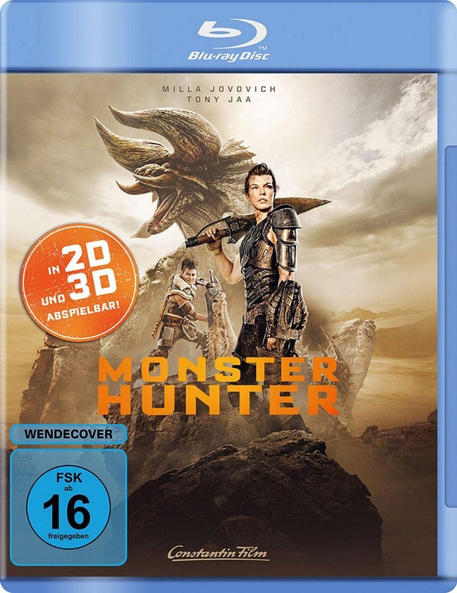 Monster Hunter 3D (BLURAY 3D)
