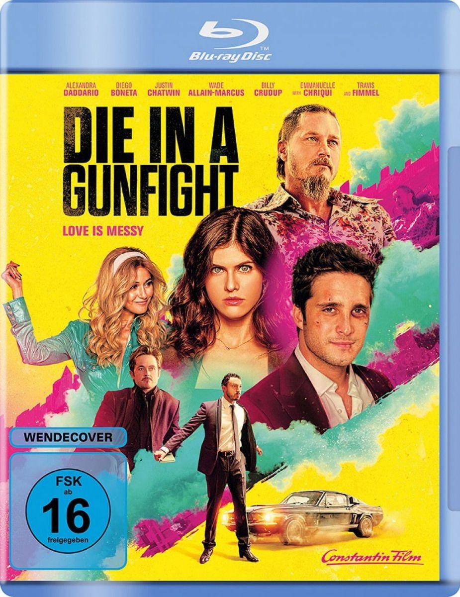 Die in a Gunfight (BLURAY)