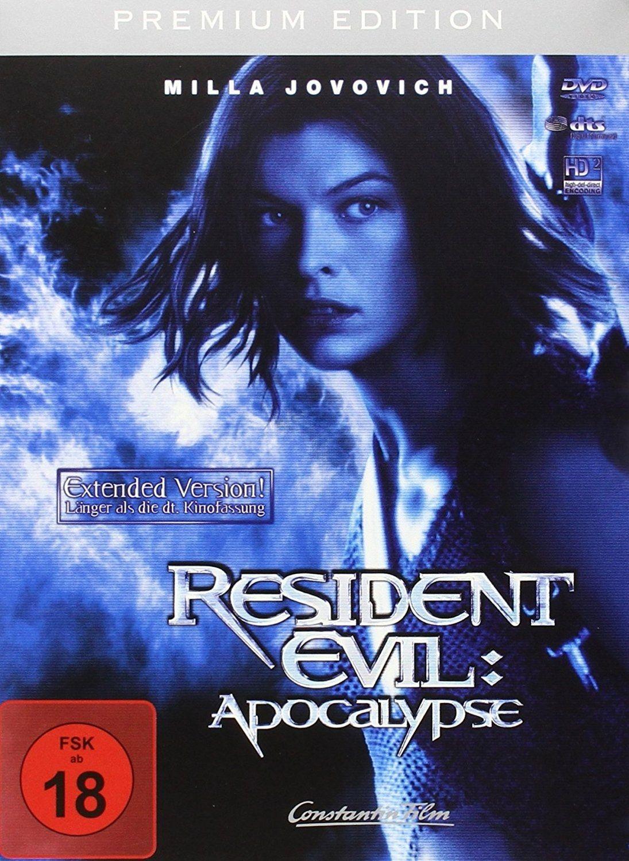 Resident Evil: Apocalypse (Ext. V. - Premium Ed.)