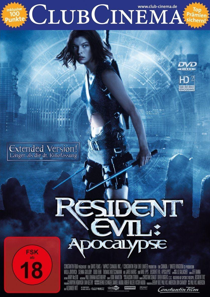 Resident Evil: Apocalypse (Extended Version)
