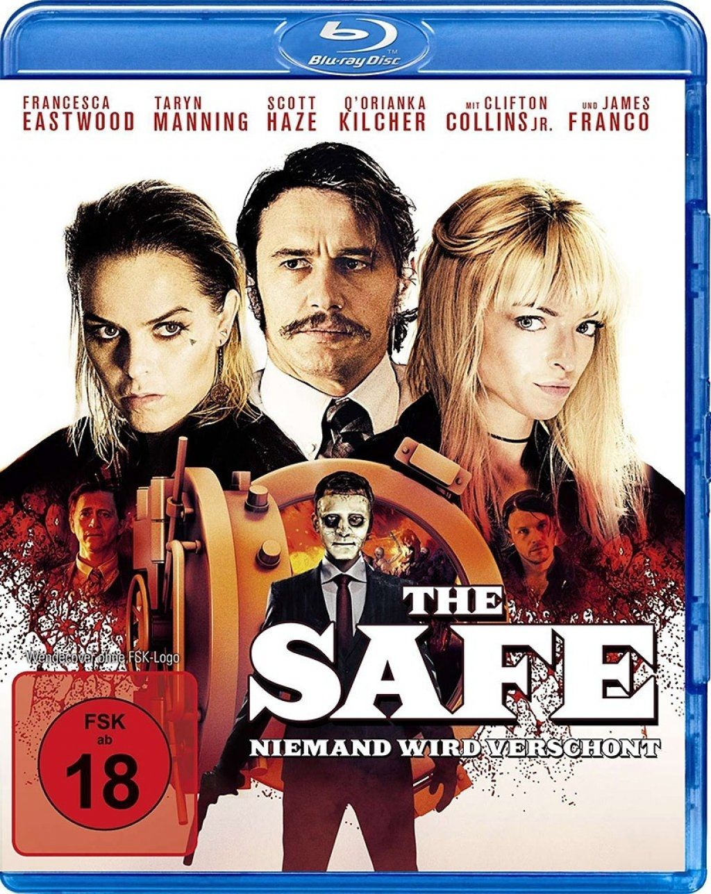 Safe, The - Niemand wird verschont (BLURAY)