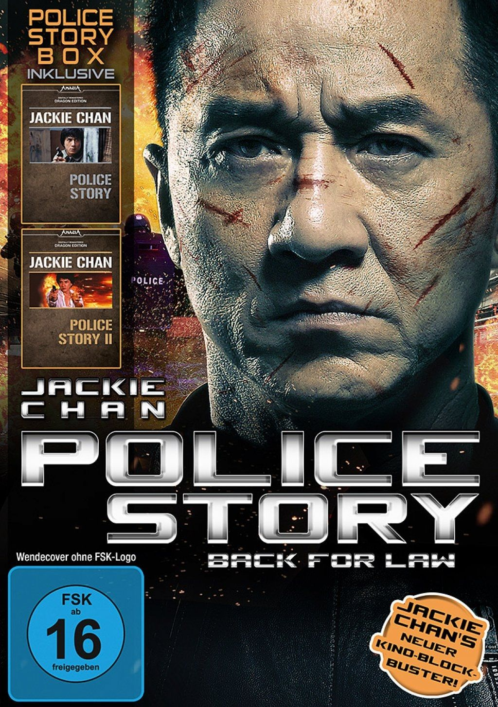 Police Story Box (3 Discs)