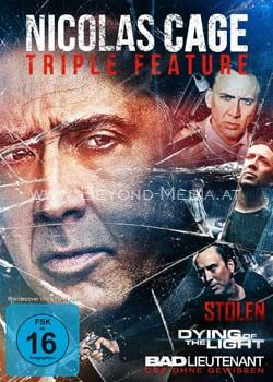 Nicolas Cage Triple Feature (3 Discs)