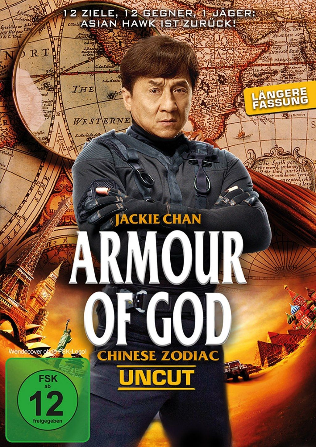 Armour of God - Chinese Zodiac (Extended Version) (Uncut)