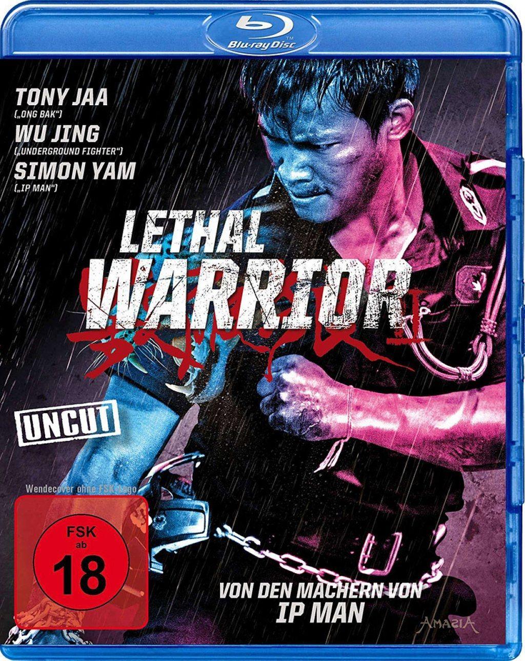 Lethal Warrior (Uncut) (BLURAY)