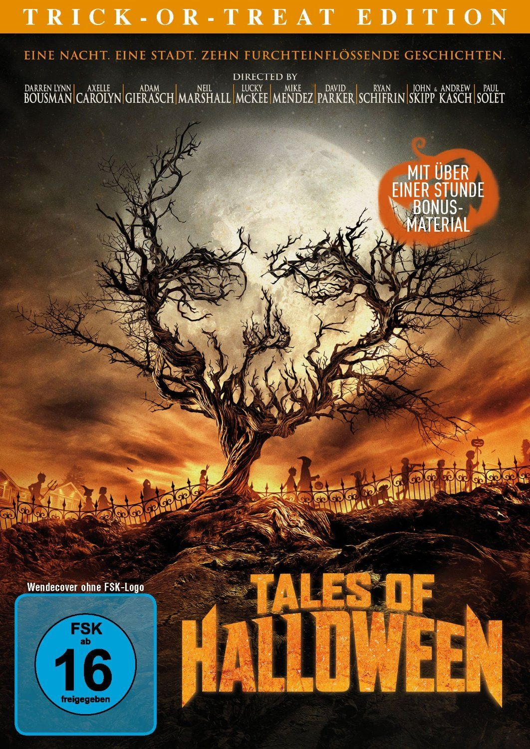 Tales of Halloween (Trick or Treat Edition)