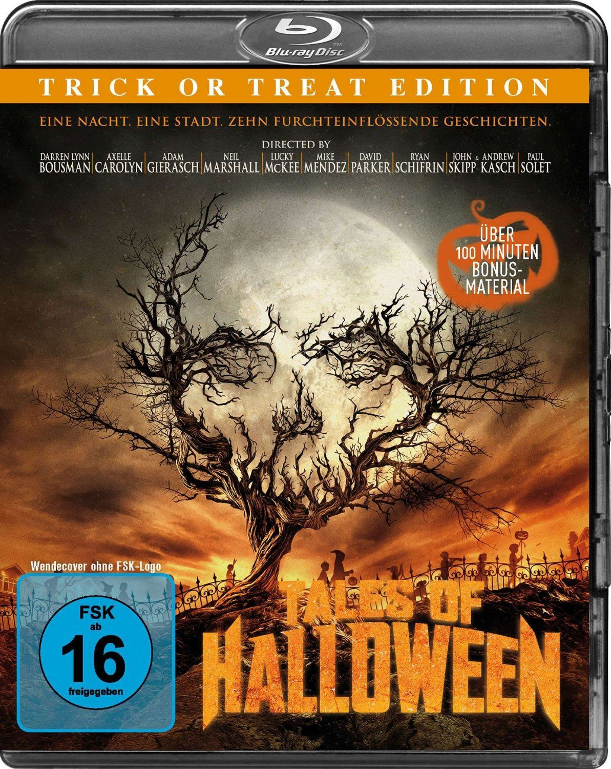 Tales of Halloween (Trick or Treat Edition) (BLURAY)