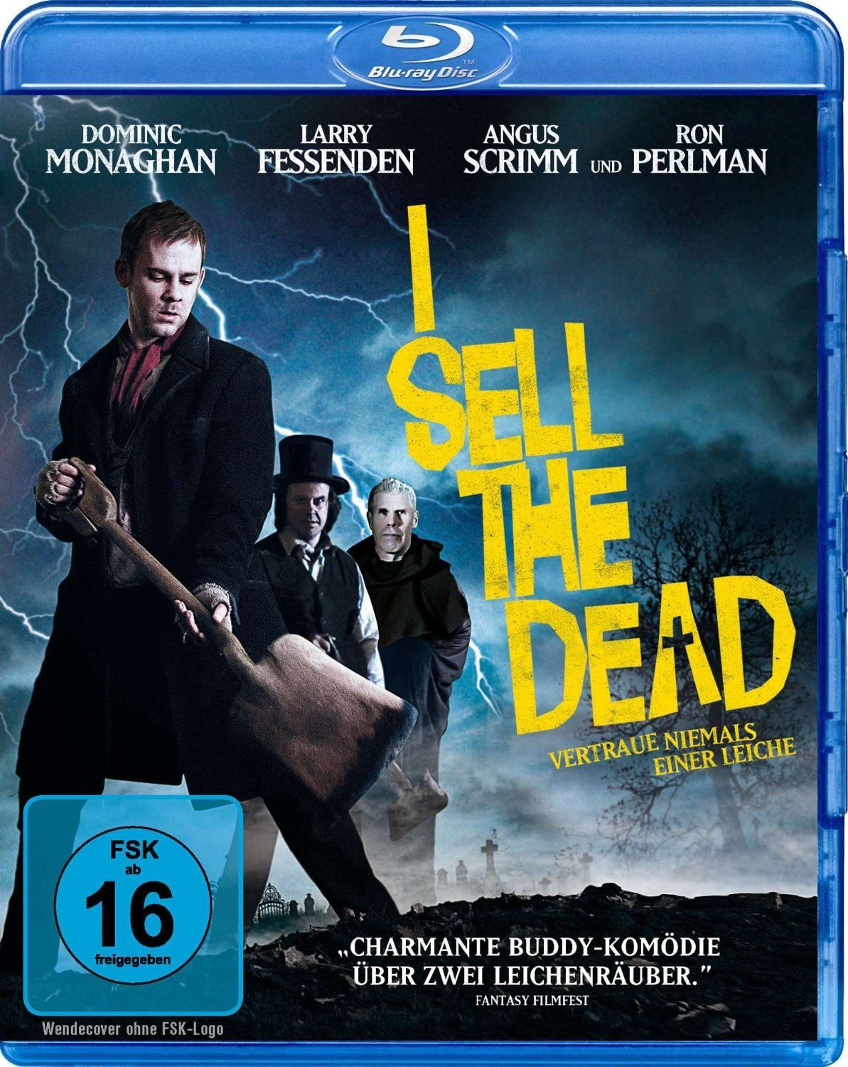 I Sell the Dead (Neuauflage) (BLURAY)