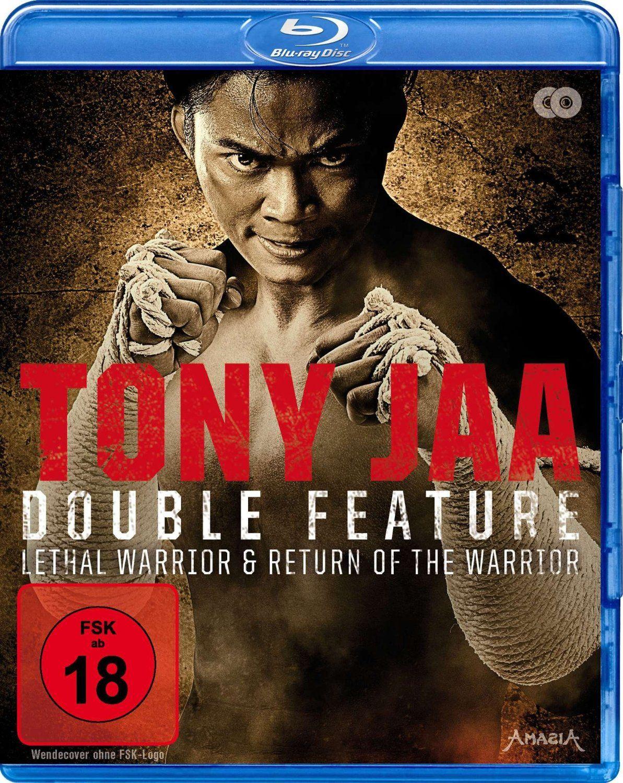 Tony Jaa Double Feature (2 Discs) (BLURAY)