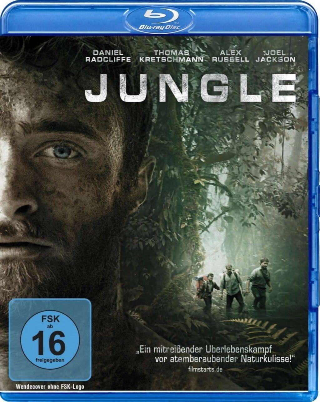 Jungle (BLURAY)