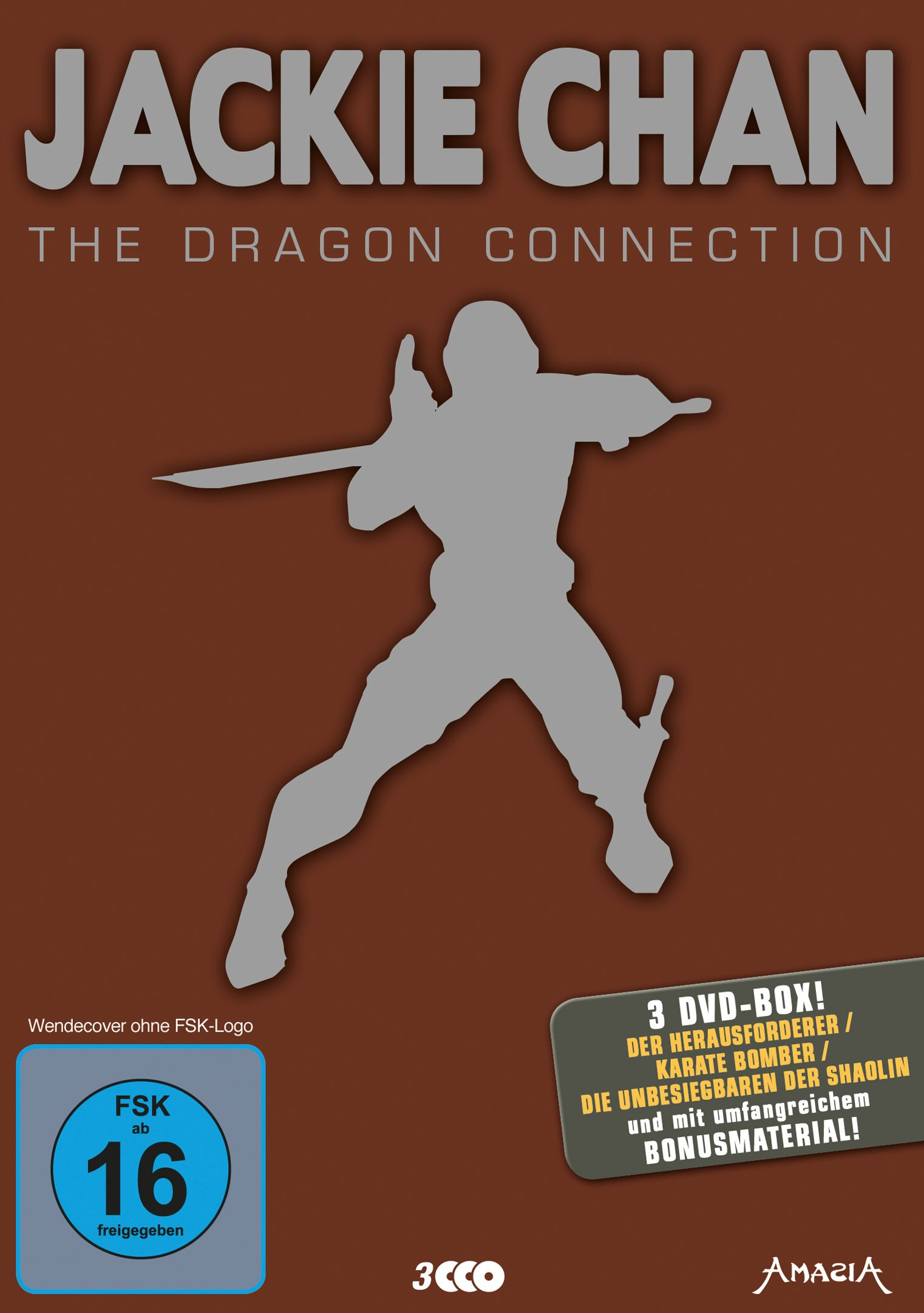 Jackie Chan - The Dragon Connection (3 Discs)
