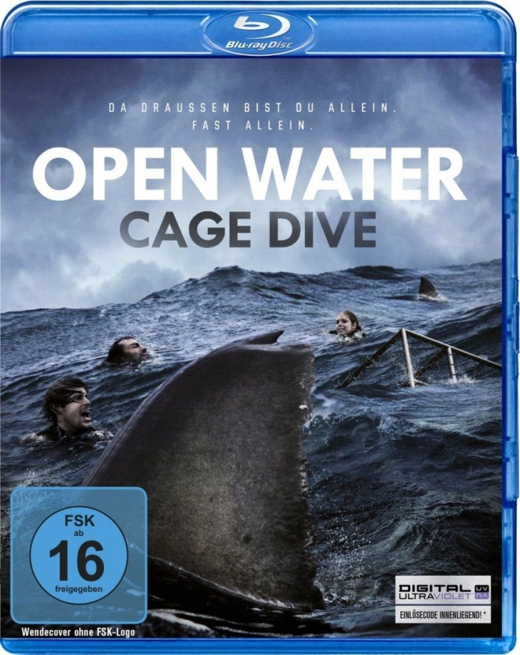 Open Water 3 - Cage Dive (BLURAY)