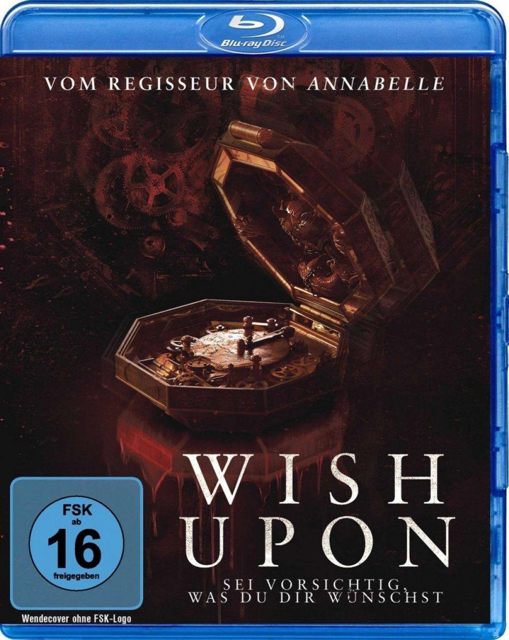 Wish Upon - Sei vorsichtig, was Du Dir wünscht! (BLURAY)