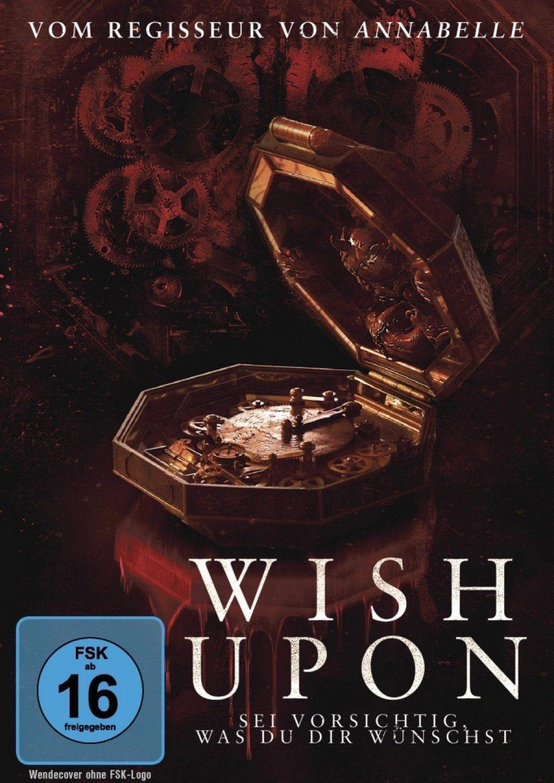 Wish Upon - Sei vorsichtig, was Du Dir wünscht!