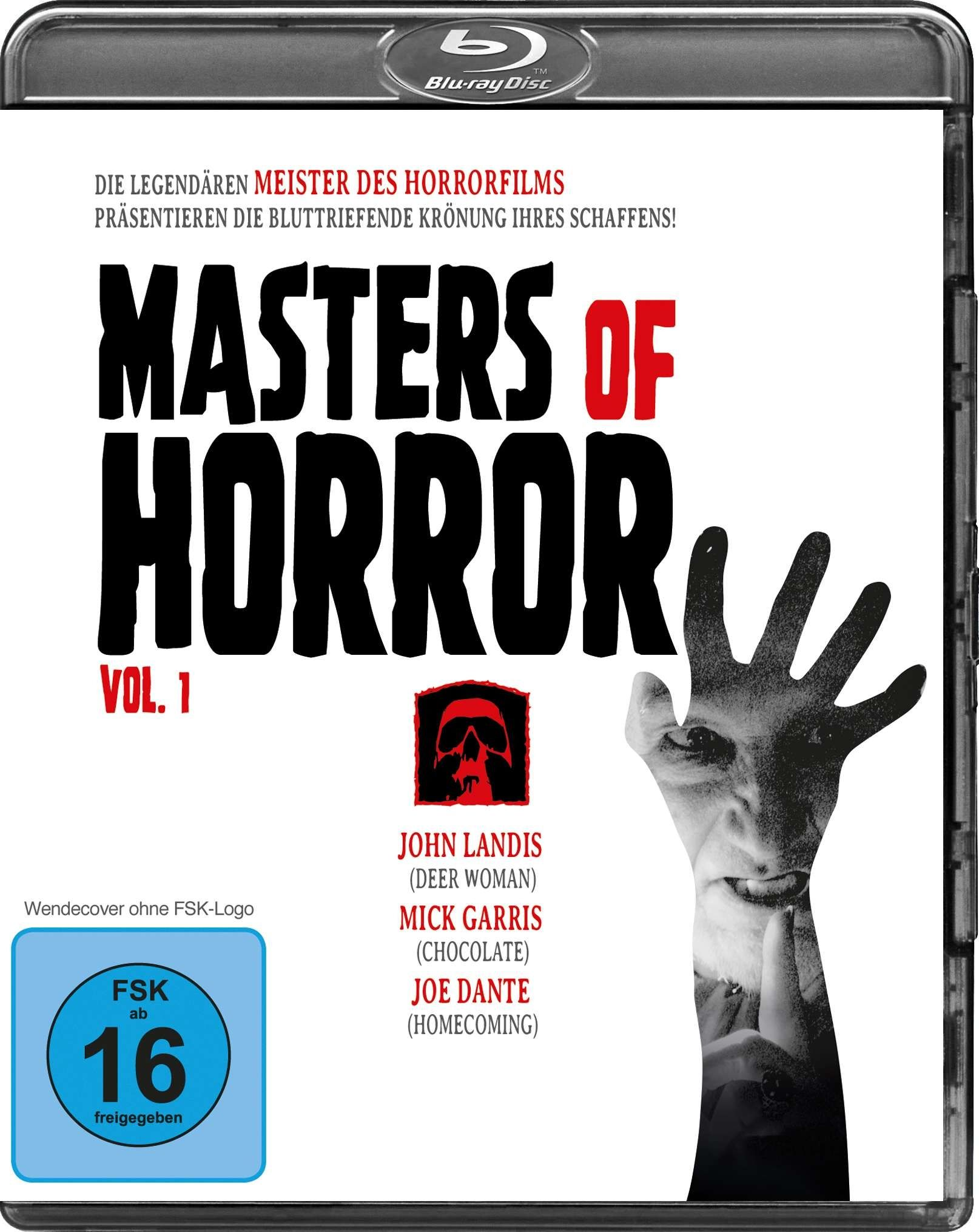 Masters of Horror Vol. 1: Deer Woman / Chocolate / Homecoming (BLURAY)