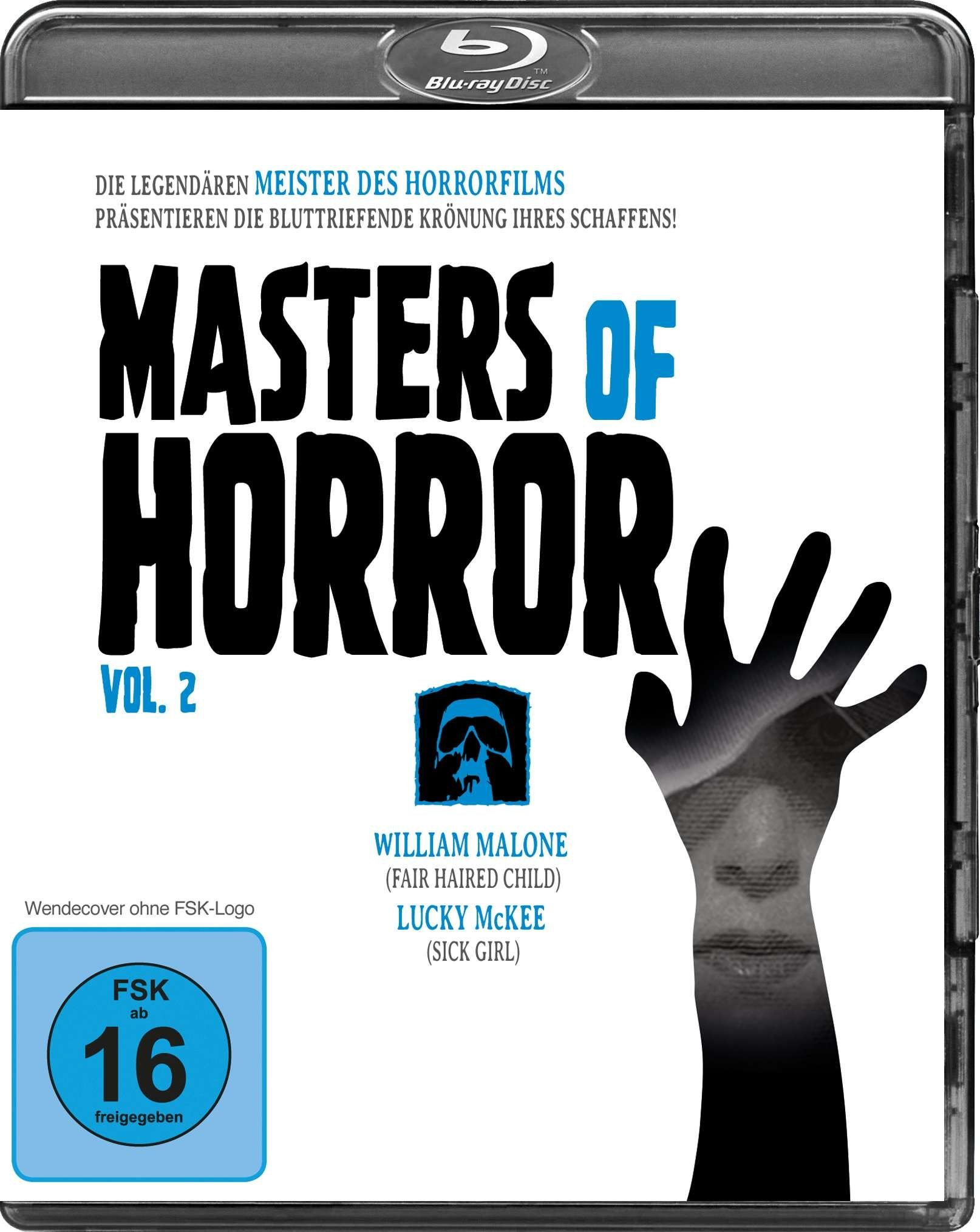 Masters of Horror Vol. 2: Fair Haired Child / Sick Girl (BLURAY)