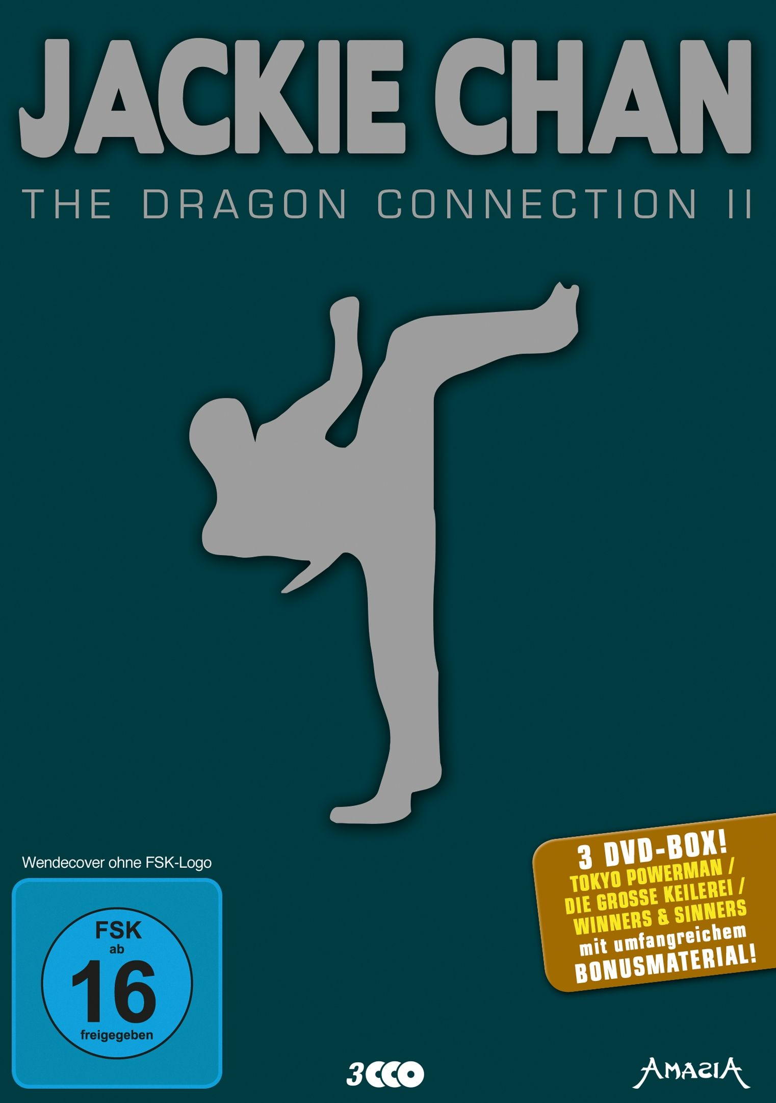 Jackie Chan - The Dragon Connection 2 (3 Discs)