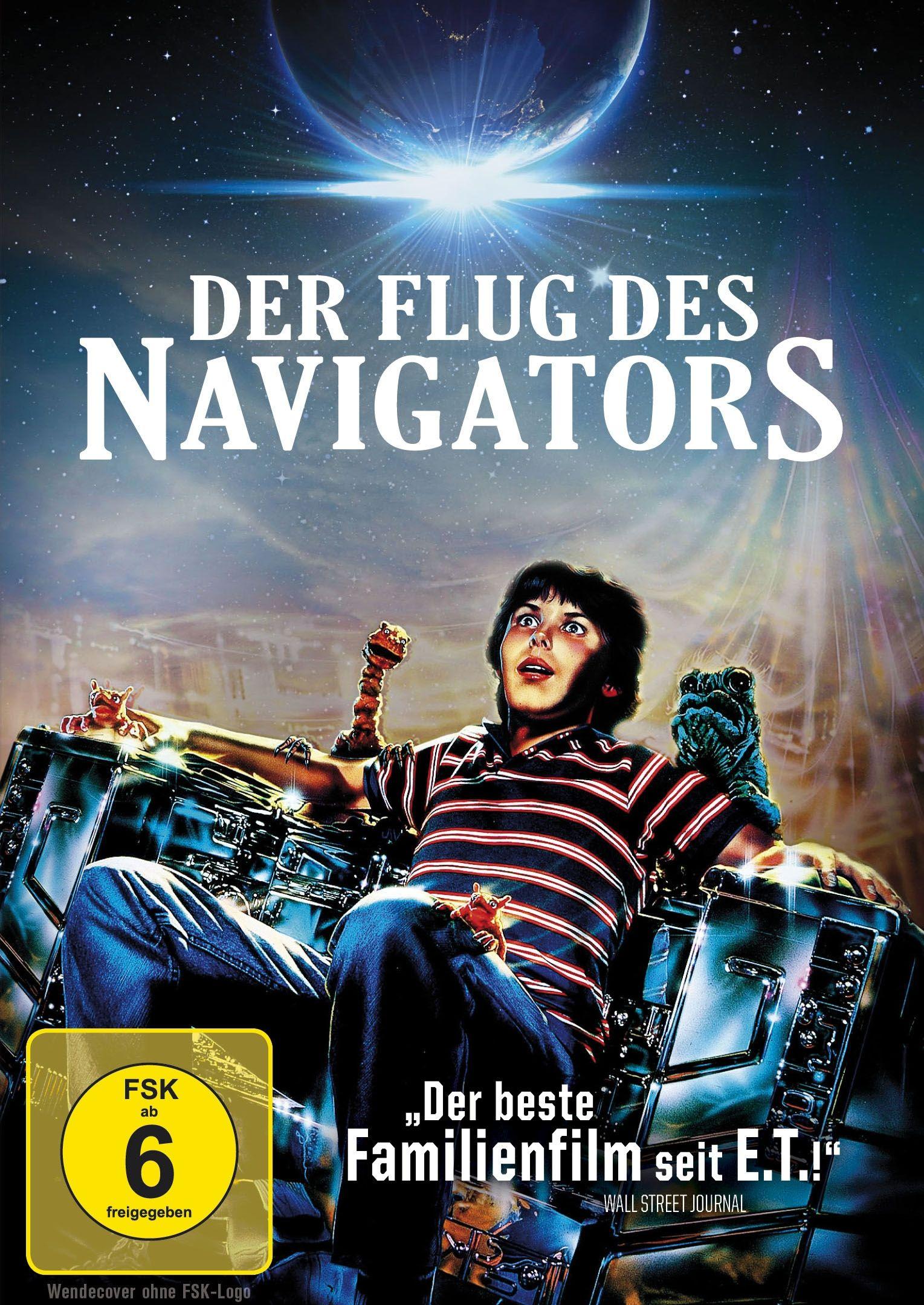 Flug des Navigators, Der (Neuauflage)