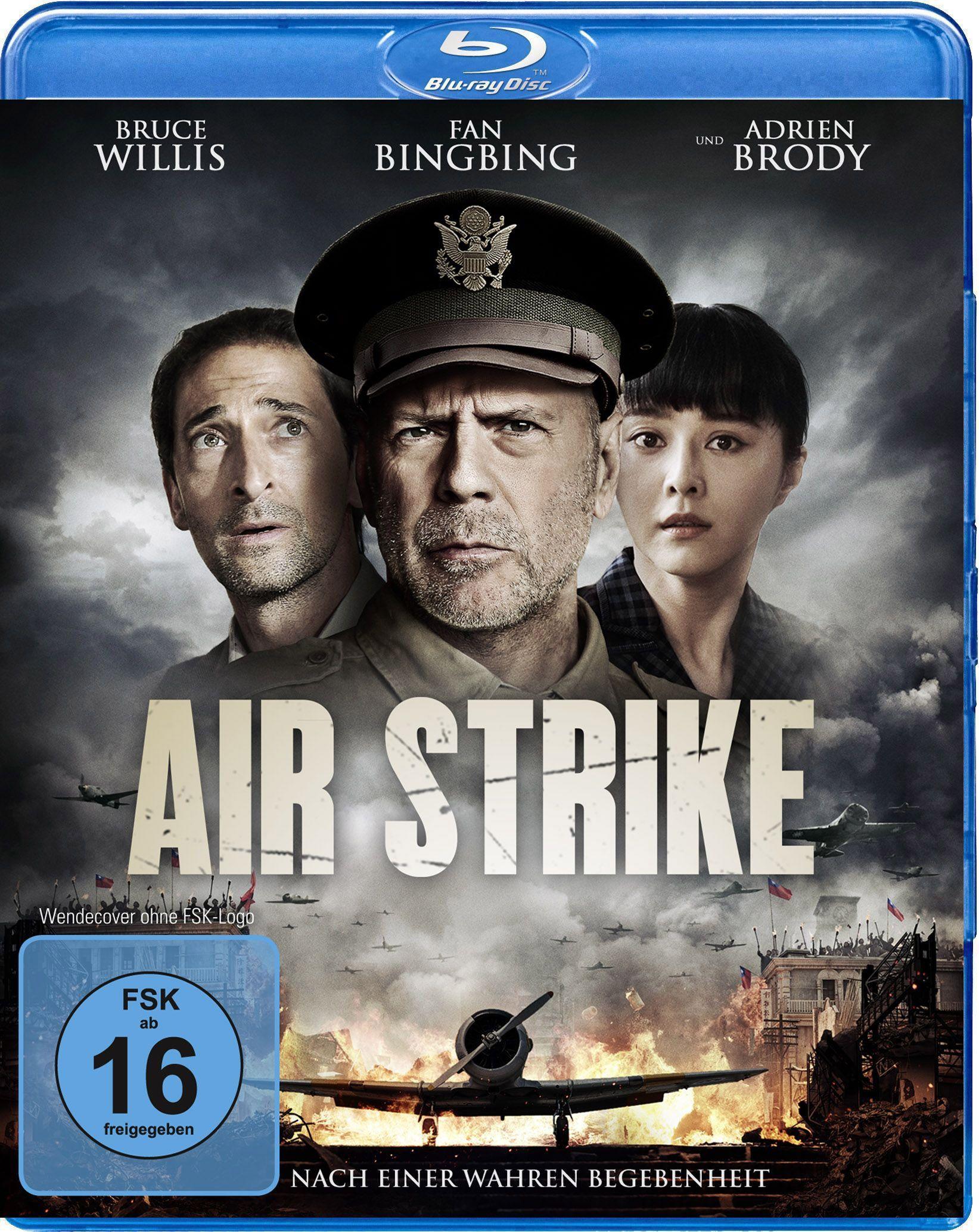 Air Strike (BLURAY)
