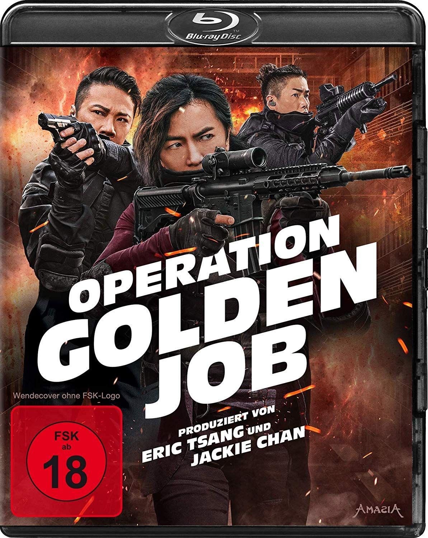 Operation Golden Job (BLURAY)