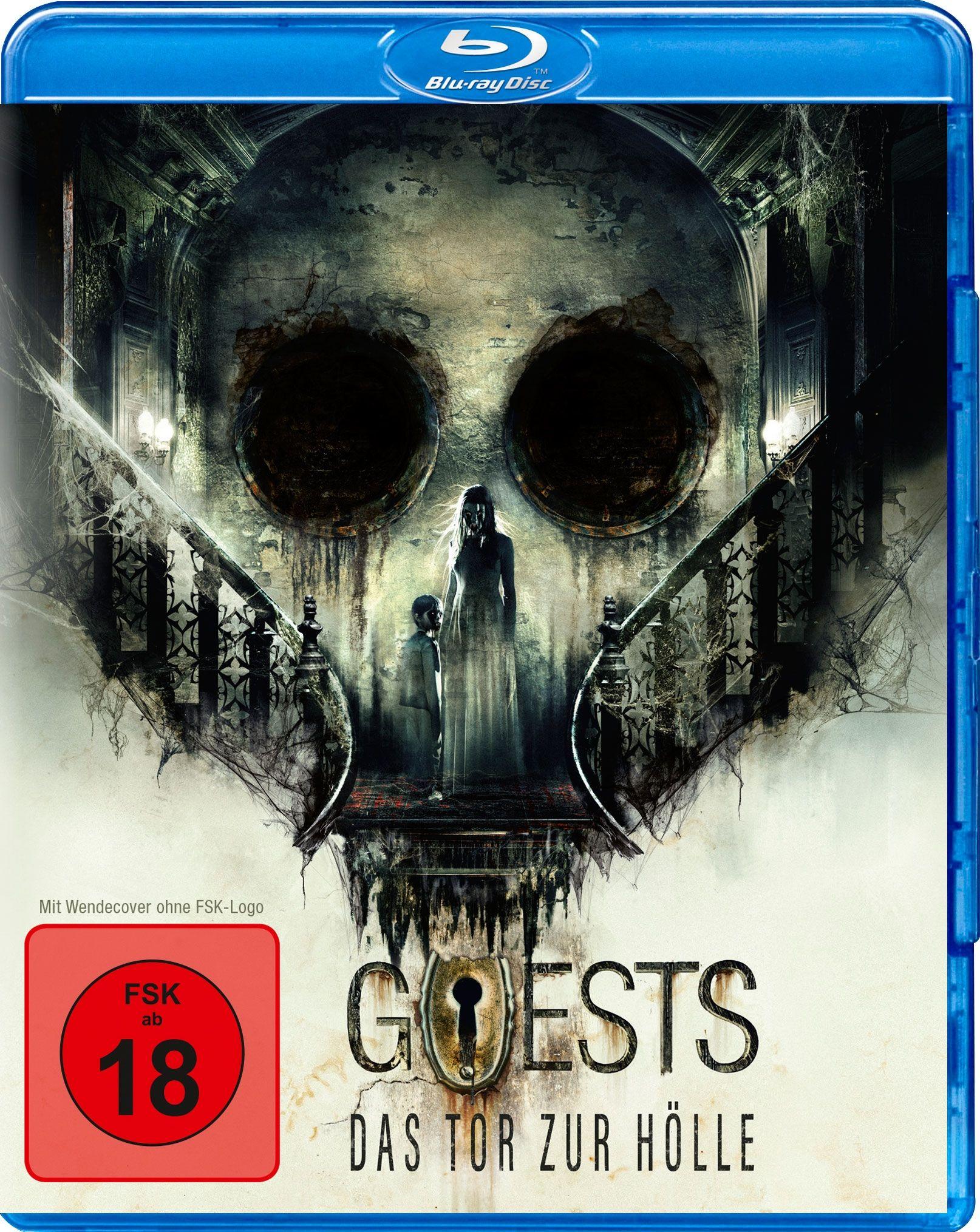 Guests - Das Tor zur Hölle (BLURAY)