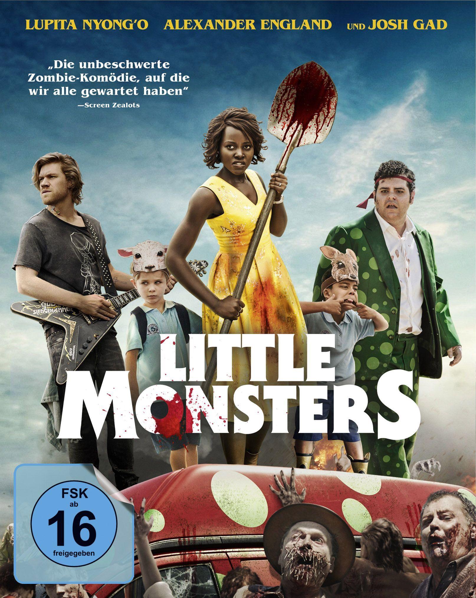 Little Monsters (2019) (BLURAY)