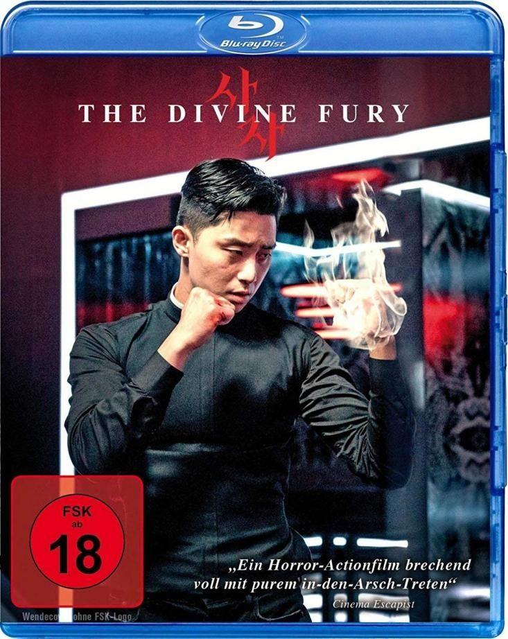 Divine Fury, The (BLURAY)