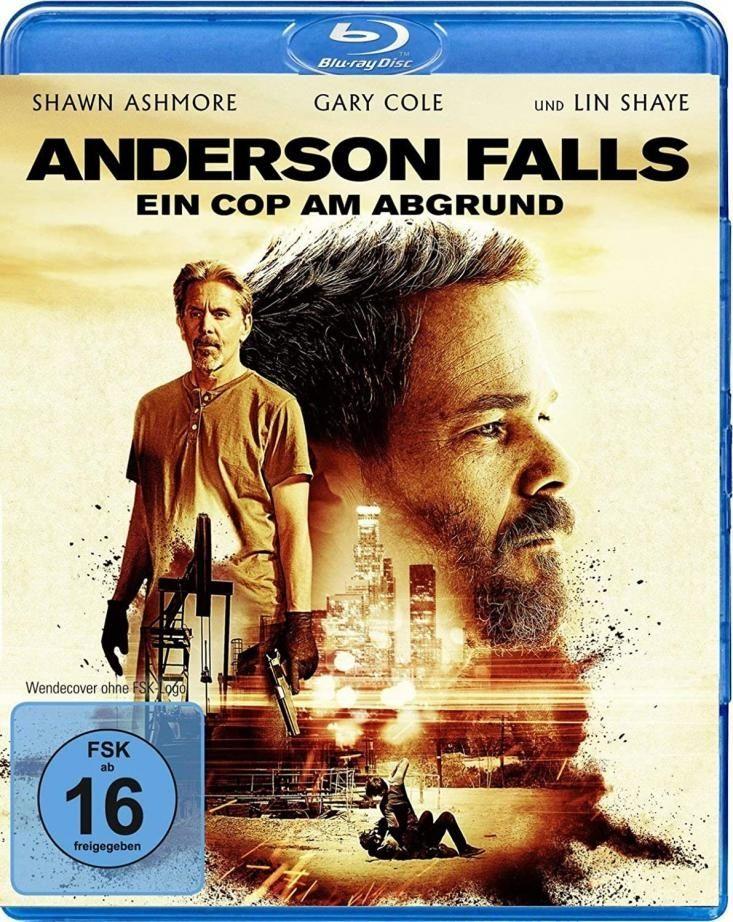 Anderson Falls - Ein Cop am Abgrund (BLURAY)