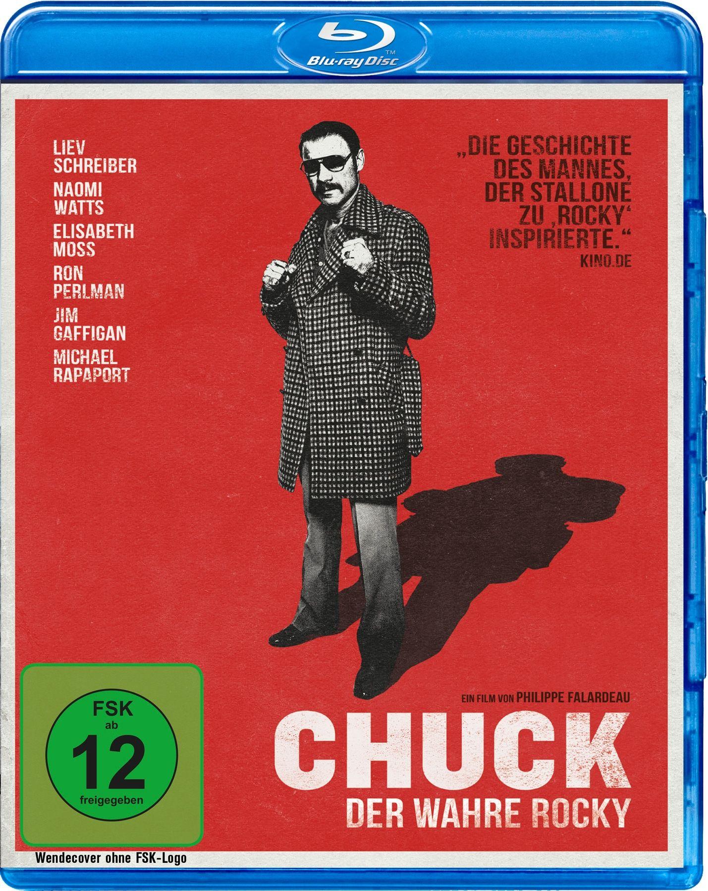 Chuck - Der wahre Rocky (Neuauflage) (BLURAY)