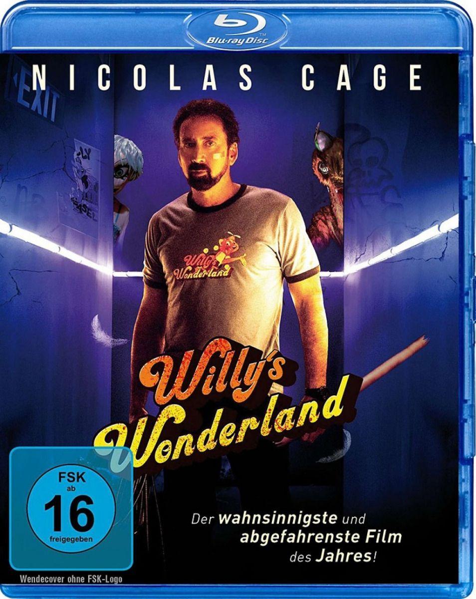 Willy's Wonderland (BLURAY)